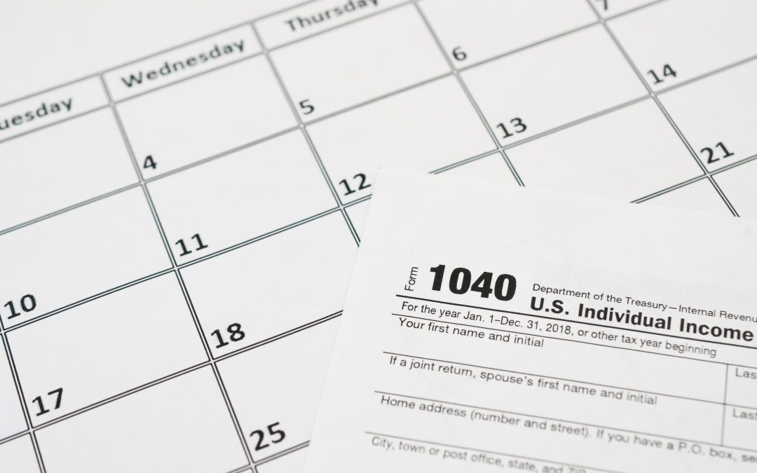 Tax Deadline Extended for Some Tax Returns and Payments